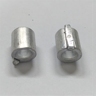Aluminum Cable Guide 